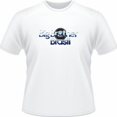 Camiseta personalizada Big brother brasil