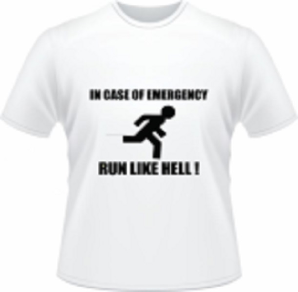 ... Camiseta Personalizada Run Like Hell. Promoção! Run-like-hell-160x157 1f7b0c34741
