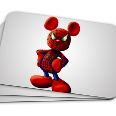 mickey - spider man