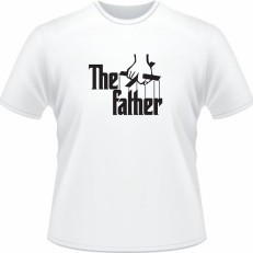Camiseta personalizada The Father.
