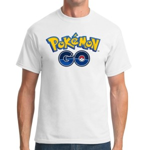 Camiseta pokemon-go