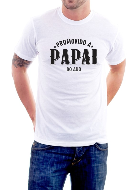 PROMOVIDO A PAPAI DO ANO